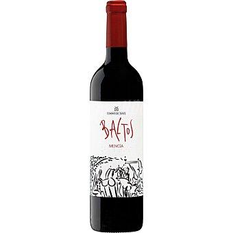 BALTOS Vino tinto 100% mencía D.O. Bierzo botella 75 cl Botella de 75 cl