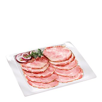Carne mechada en manteca Bandeja de 1130.0 g.