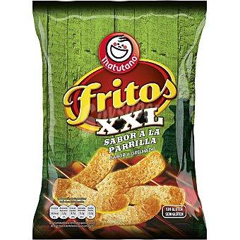 Fritos Matutano XXL sabor a la parrilla Bolsa 140 g