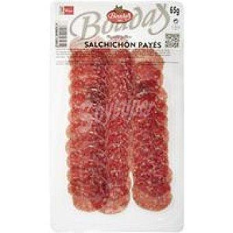 Boadas Salchichón de Payés Bandeja 65 g