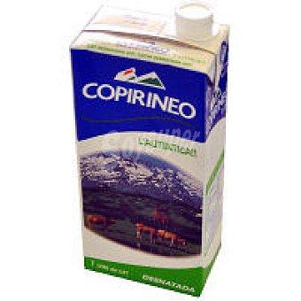 UHT desnatada COOPIRINEO Leche 1 l