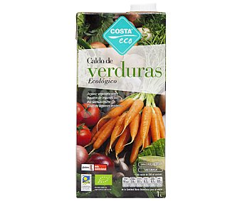 Costa Eco Caldo verduras - Sin Gluten 1 l
