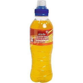 Aliada Bebida isotónica sabor naranja botella 50 cl con tapón Sport Botella 50 cl