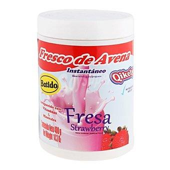 Qikely Fresco de avena fresa 400 g