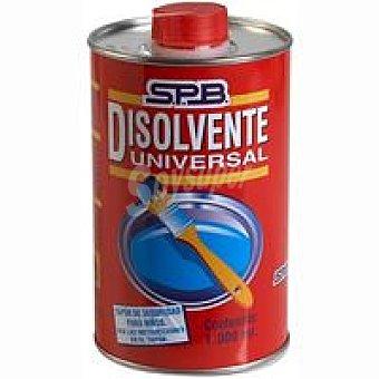 MPL Disolvente universal Botella 1 litro