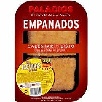 Palacios San Jacobos de pollo Bandeja 210 g