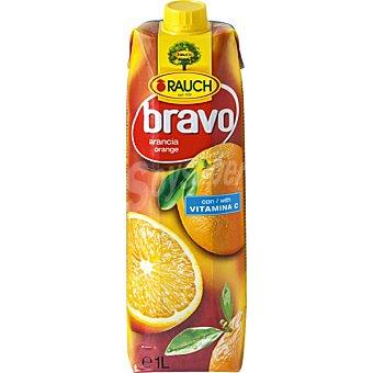 RAUCH Bravo Néctar de naranja con Vitamina C Envase 1 l