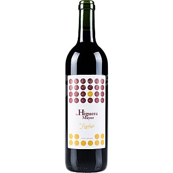La higuera mayor vino tinto vendimia D.O. Gran Canaria botella  75 cl