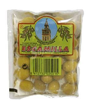 Escamilla Aceituna manzanilla verde 100 g