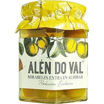ALEN DO VAL Mirabeles extra en almibar ecológicos tarro 280 ml tarro 280 ml