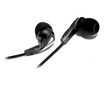 PURO CLEAR SOUND Auricular Intrauditívo estereo color negro 1 unidad
