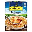 Garbanzos con chorizo Tarrina 300 g Carretilla