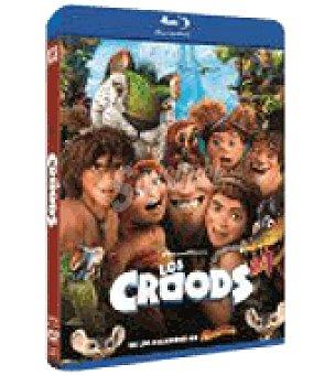 Los Croods BR (br+dvd)
