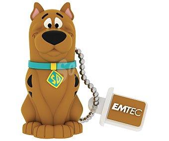 EMTEC Memoria 8GB Usb 2.0 Scooby Doo 1 unidad