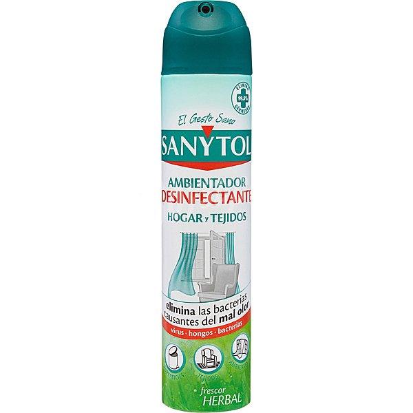 Sanytol ambientador desinfectante para hogar y tejidos - Ambientadores hogar ...