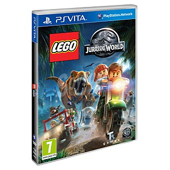 PS VITA Videojuego Lego Jurassic World para Ps Vita