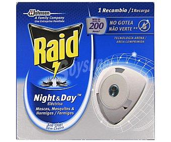 Raid Insecticidda eléctrico líquido Aparato + recambio