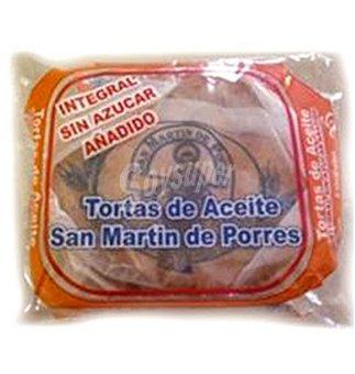 TORTA PORRES INTEGRAL 180 GRS