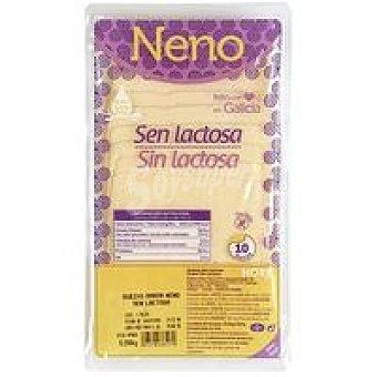 Neno Queso lonchas sin LACTOSA200GR