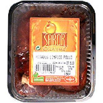 SABOR Higaditos de pollo peso aproximado Estuche 300 g