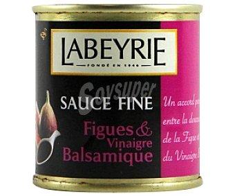 LABEYRIE Salsa de higos y vinagre balsámico 90 Gramos