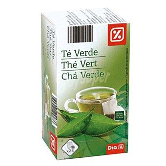 DIA Té verde Caja de 25 unidades