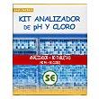 Kit piscina analizador cloro/ph + recambio 80 tabletas 1 ud Productos qp