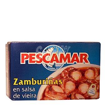 Pescamar Zamburiñas salsa vieira 110 g