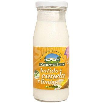 El Cantero de Letur Batido de canela y limón Botella 250 ml