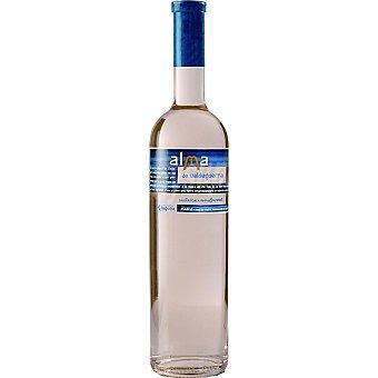 ALMA DE VALDEGUERRA Vino blanco semidulce D.O. Madrid  Botella de 75 cl
