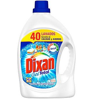 Dixan Detergente gel 38 dosis