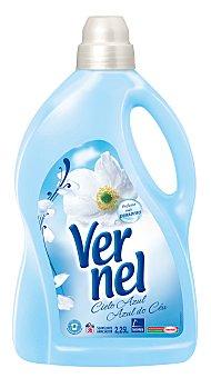 Vernel Suavizante diluido Cielo Azul Botella 36 dosis
