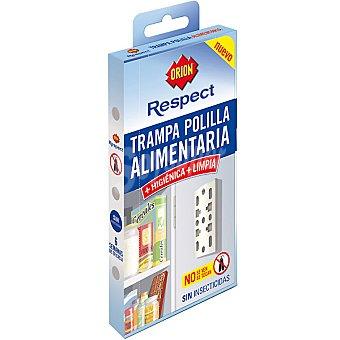 Orion Trampa polilla alimentaria + higiénica + limpia Envase 1 unidad