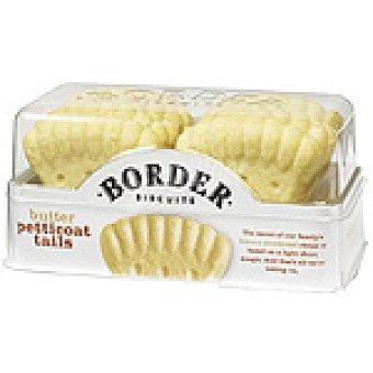 BORDER BISCUITS Petticoat Tails Galletas de mantequilla Estuche 150 g