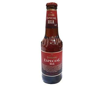 Dorada Cerveza dorada especial roja Botella 33 cl