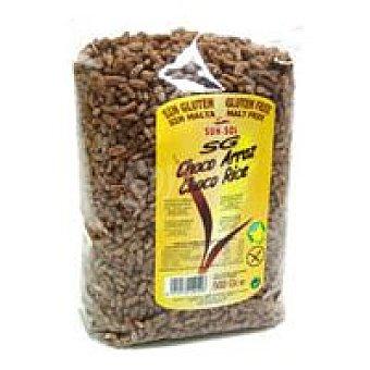 Sun-sol Choco arroz sin gluten Caja 375 g