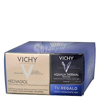 Vichy Crema antiedad neovadiol, bálsamo densificador nutrititvo 50 Mililitros