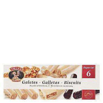 Trias Galletas surtidas especial 125 g