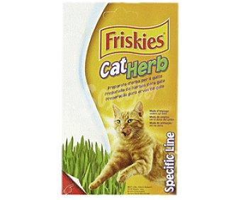 Friskies Purina Preparado de Hierbas Frescas para Gatos 1 Unidad
