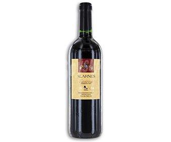 Alarnes Vino tinto con denominación de origen Navarra Botella 75 centilitros