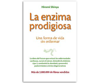 Salud La enzima prodigiosa