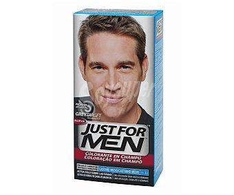Just For MEN Colorante en champú H-30 Castaño medio 1 Unidad
