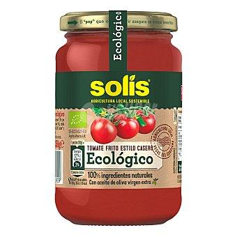 Solís Tomate frito ecológico estilo casero solis Frasco 350 g