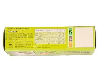 Gerblé Galletas de mantequilla sin gluten 150 gramos