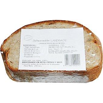 NATURPAN pan payés selva negra Unidad 280 g