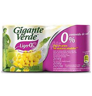 Gigante Verde Maiz gig.verde ligero Pack 2 uni