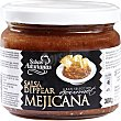 Salsa dippear mejicana frasco 300 g Salsas Asturianas