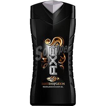 Axe gel de baño Dark Temptation tamaño viaje Frasco 50 ml