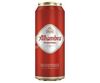 Alhambra Cerveza Lata 50 cl