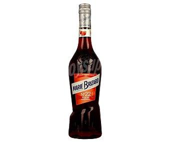 Marie Brizard Licor de fresas silvestres botella de 70 cl